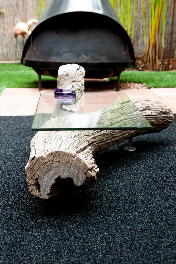 Ironwood Coffee Table, Ryan Benoit Design, 2013.
