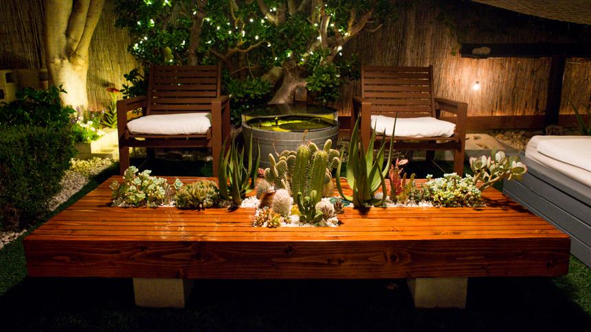 Outdoor Living Coffee Table #1. Ryan Benoit Design, 2013.