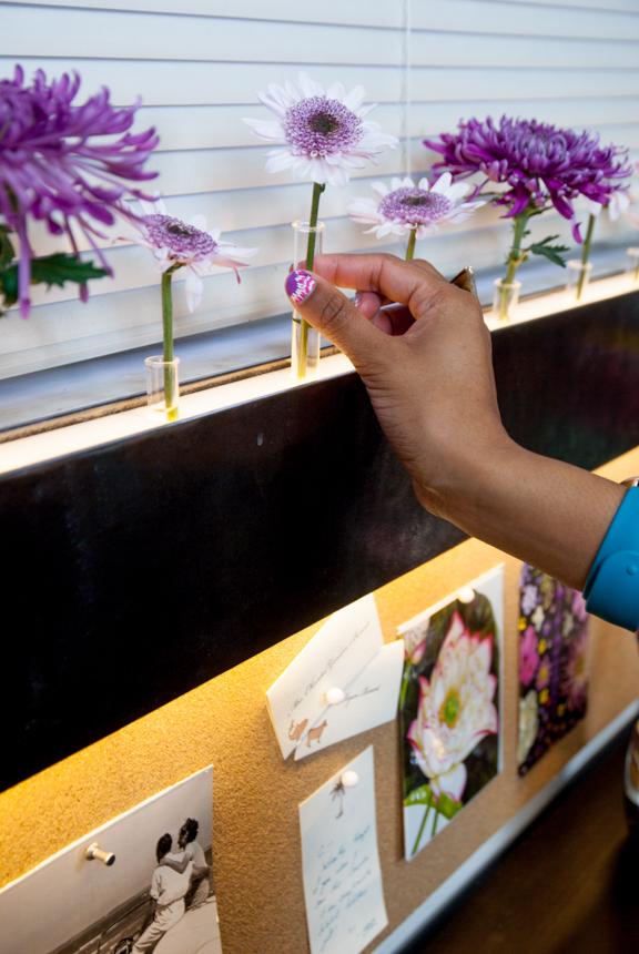 LED Test Tube Window Planter. Ryan Benoit Design, 2013.